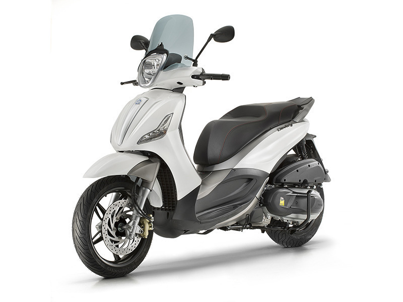 Piaggio Bv 350 Abs Scooters Of Miami