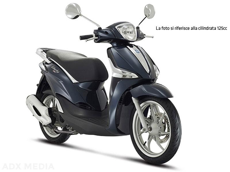 Piaggio Liberty 50 - Scooters of Miami