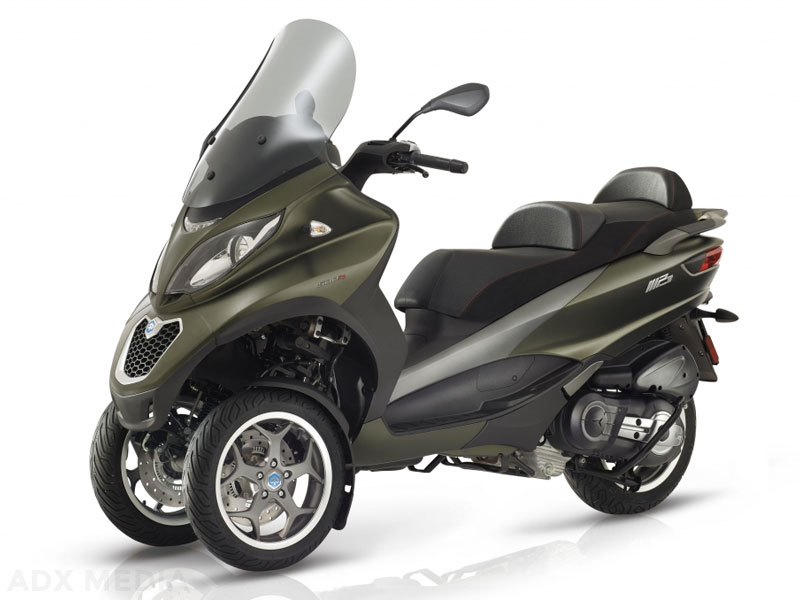 piaggio mp3 500 sport abs scooters of miami. Black Bedroom Furniture Sets. Home Design Ideas